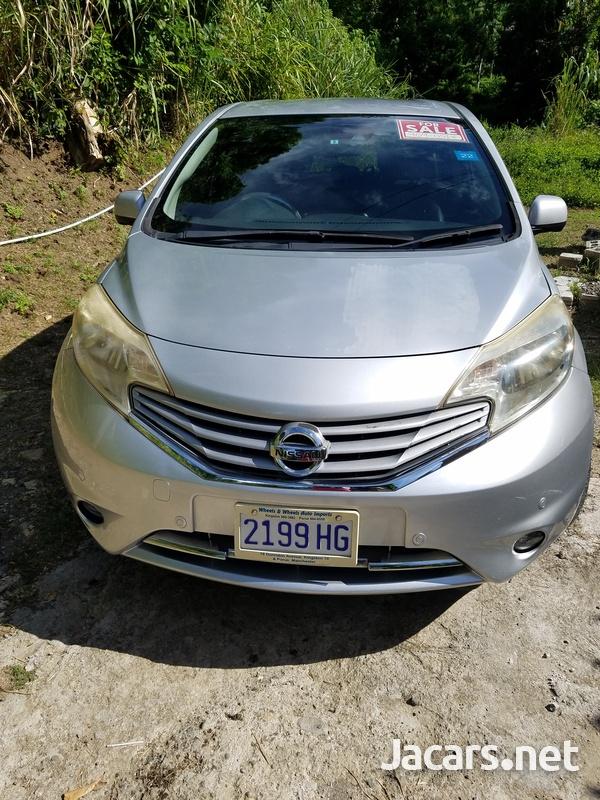 Nissan Note 1,2L 2014-10