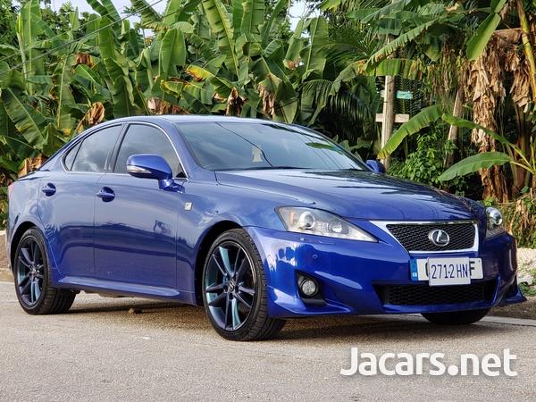 Lexus IS 2,5L 2011-5