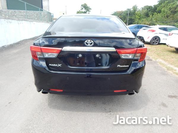 Toyota Mark X 3,4L 2014-10