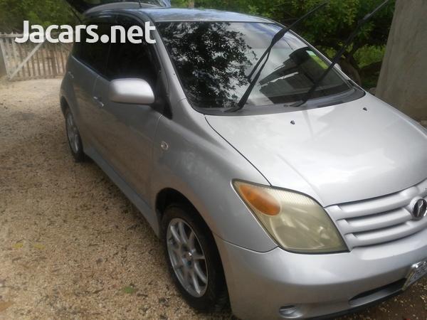 Toyota Ist 1,2L 2006-2
