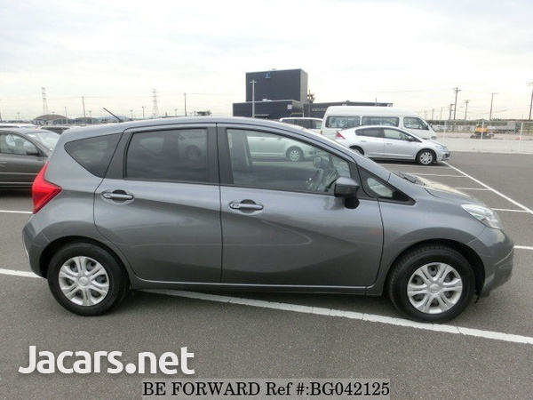 Nissan Note 1,3L 2016-4