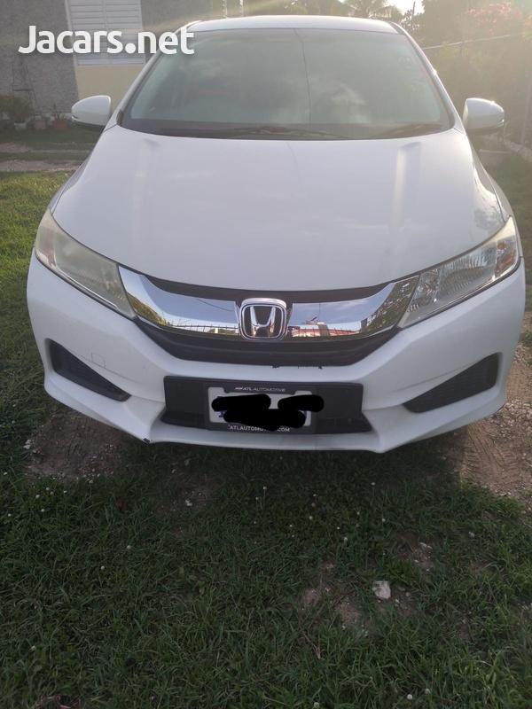 Honda City 1,5L 2017-11