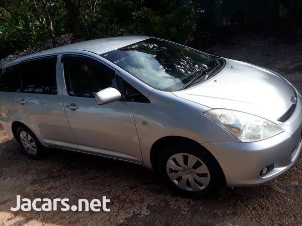Toyota Wish 1,8L 2008-7