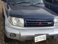 Mitsubishi Pajero 2,0L 2001