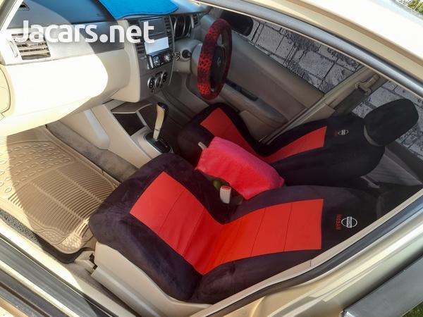 Nissan Tiida 1,5L 2007-9