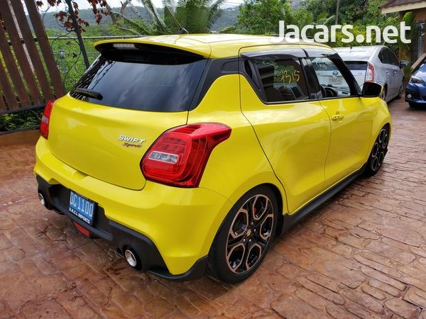 Suzuki Swift 1,4L 2018-3