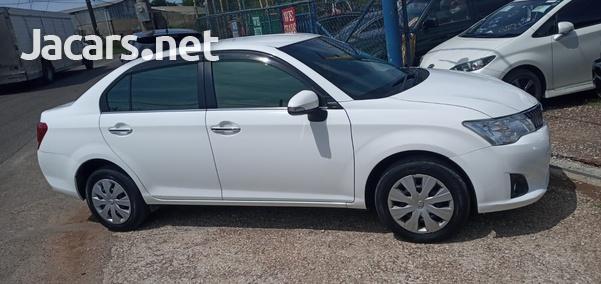 Toyota Axio 1,5L 2013-1