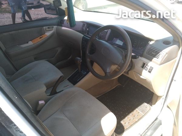 Toyota Corolla 1,5L 2003-5