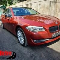 BMW 5-Series 2,4L 2011