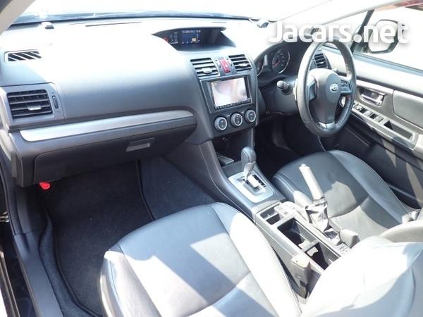 Subaru Impreza 2,5L 2012-10