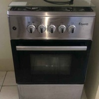 GAS STOVE 24 INCHES FOUR BURNERS