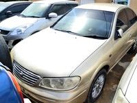 Nissan Sunny 1,8L 2004