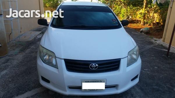 Toyota Axio 1,5L 2009-1