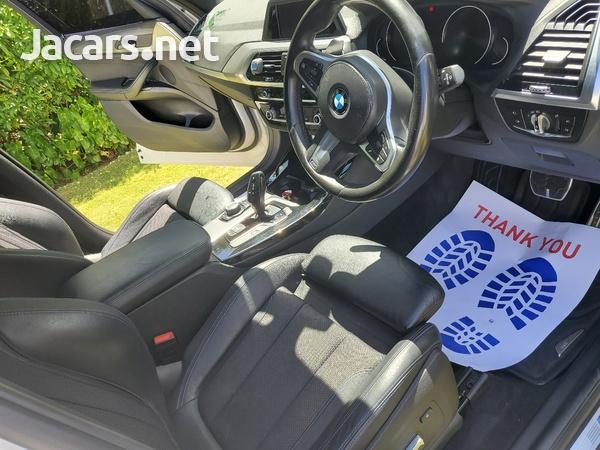 BMW X3 2,0L 2018-12