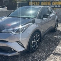Toyota C-HR 2,0L 2019