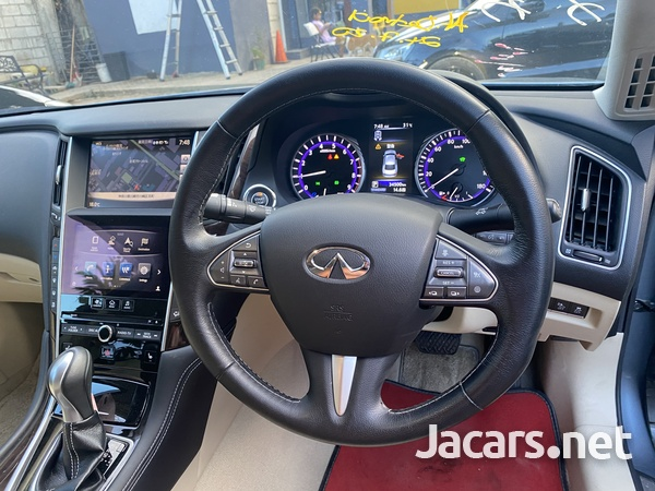 Nissan Skyline 3,5L 2016-2
