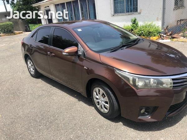Toyota Corolla 1,8L 2014-10