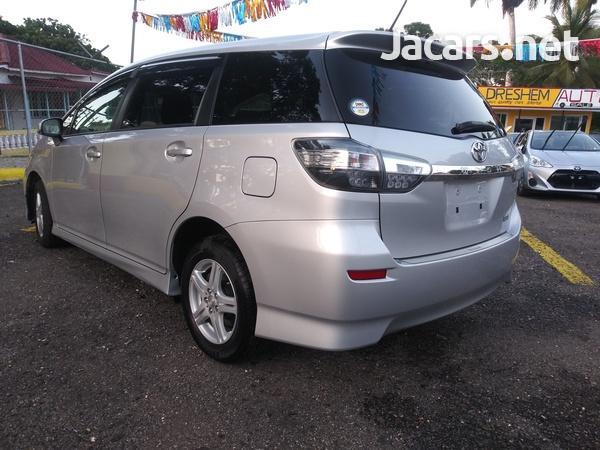 Toyota Wish 1,8L 2015-10
