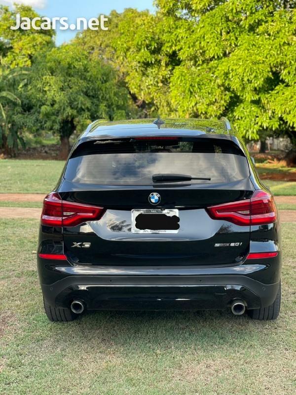 BMW X3 2,0L 2019-2