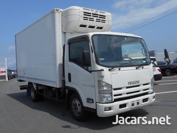 Isuzu Elf Refrigerated Truck 2014-1