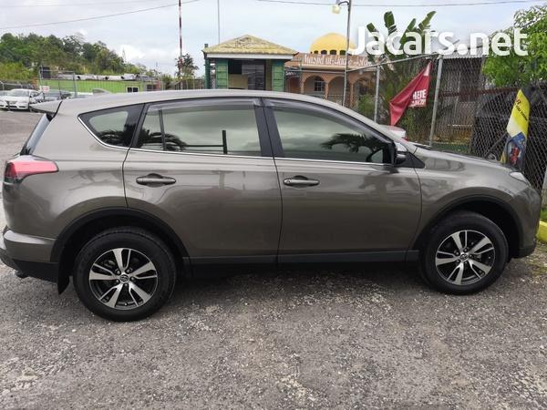 Toyota RAV4 2,0L 2017-2