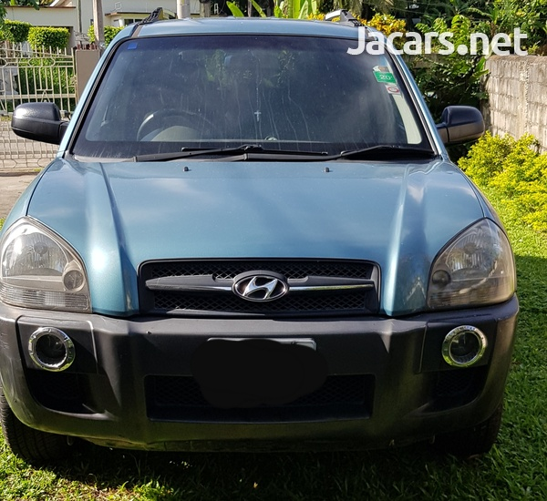 Hyundai Tucson 2,0L 2007-2
