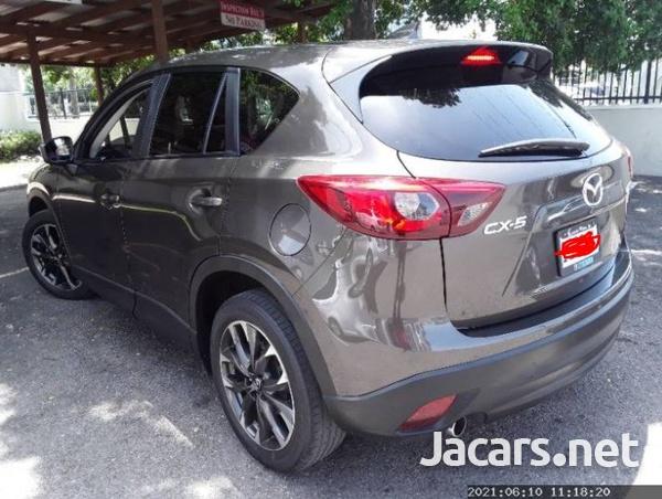 Mazda CX-5 2,0L 2017-2