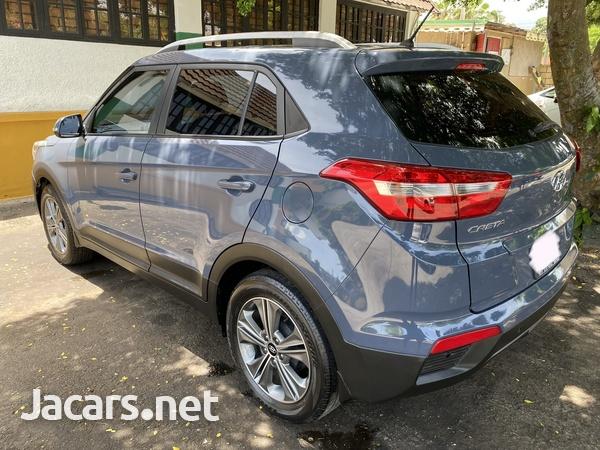 Hyundai Creta 1,6L 2017-3
