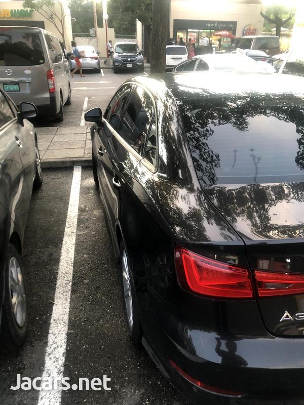 Audi A3 1,8L 2018-2