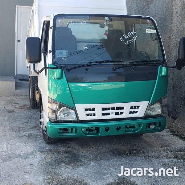 Newly imported 2007 Mazda Titan Dump truck-1