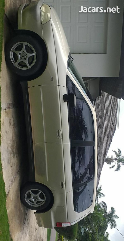 Honda Odyssey 2,5L 2002-4