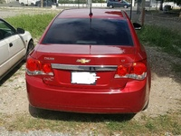 Chevrolet Cruze 1,6L 2014