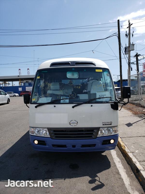 2012 Hino Liesse Coaster Bus-8