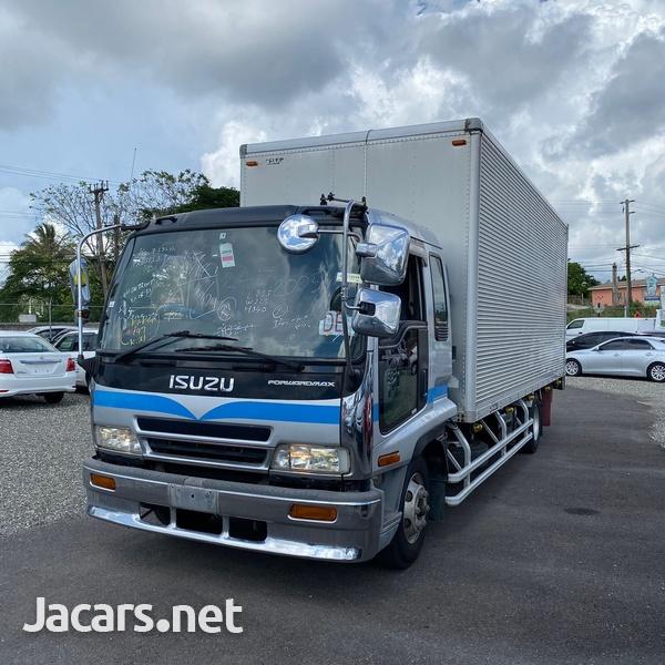 2005 Isuzu Forward Box Body Truck-1
