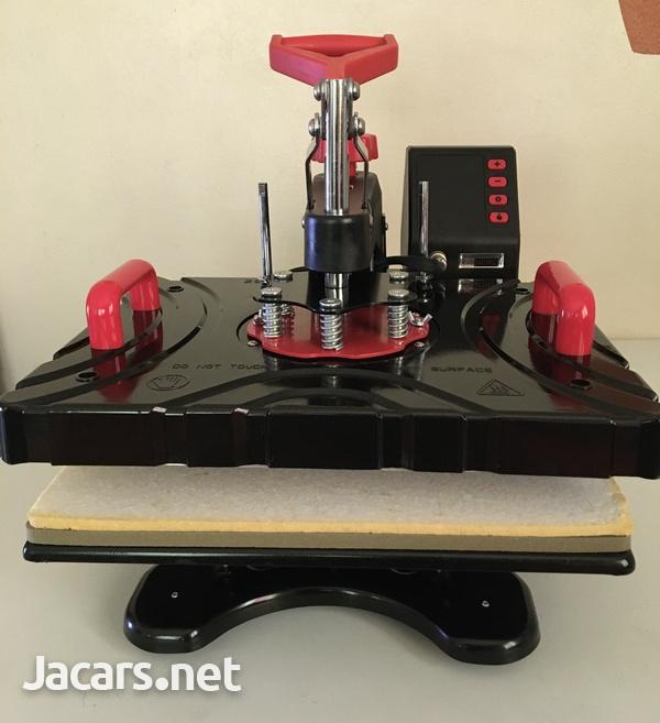 VIVOHOME 11 in 1 Heat Press Transfer Machine-3