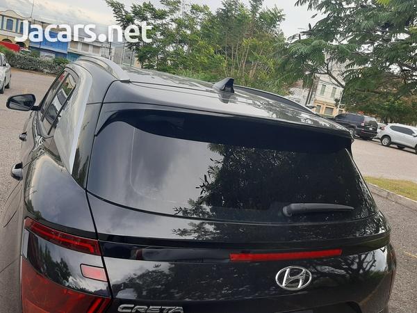 Hyundai Creta 1,5L 2021-4