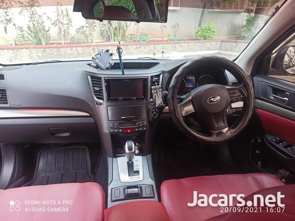 Subaru Legacy 2,5L 2012-2