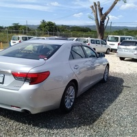 Toyota Mark X 2,5L 2016