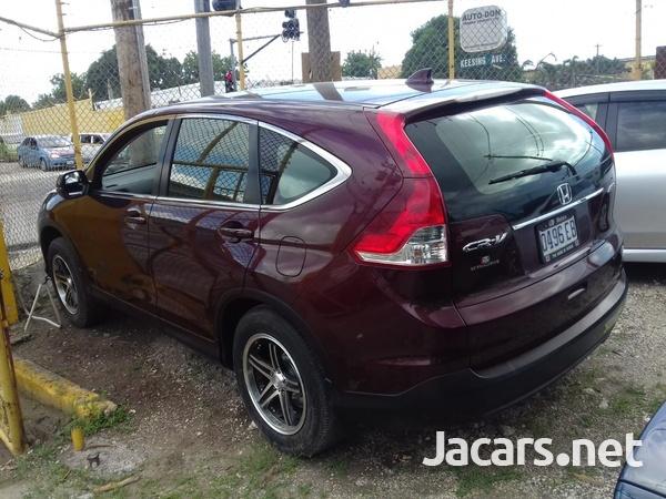 Honda CR-V 1,6L 2012-7