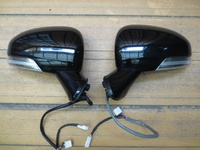 Toyota Wish Genuine With turn lamp Door Mirror Left and Right set