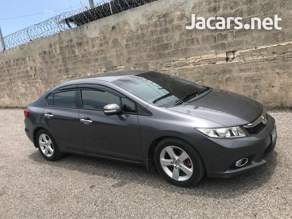 Honda Civic 2,0L 2013-9