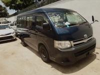 2011 Toyota Hiace Bus