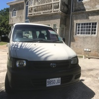 Toyota Town Ace 2,0L 2001
