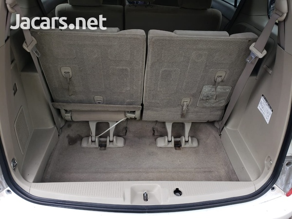 Toyota Isis 1,8L 2008-4
