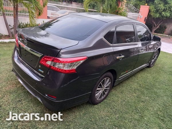 Nissan Sylphy 1,7L 2015-2
