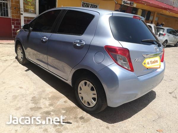 Toyota Vitz 1,3L 2011-2