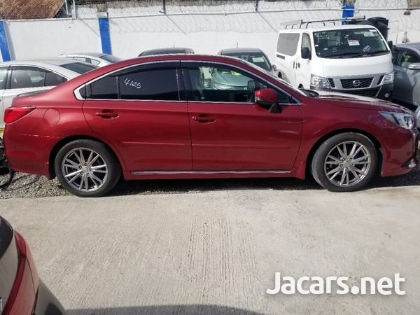 Subaru Legacy 2,5L 2017-12