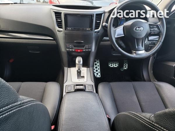 Subaru Legacy 2,5L 2014-6