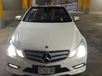 Mercedes-Benz E-Class 2,0L 2012
