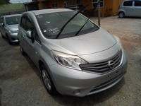 Nissan Note 1,2L 2013